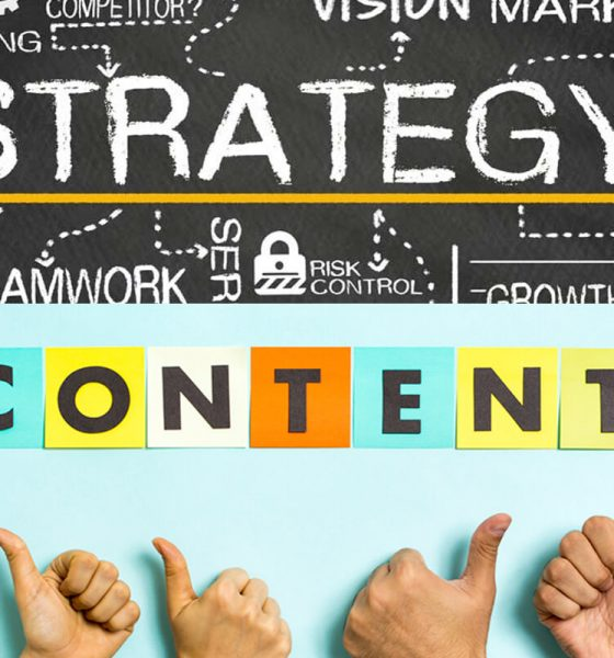 The Comprehensive (And Only) Guide You Need For Building A Solid Content Strategy For Your Website
