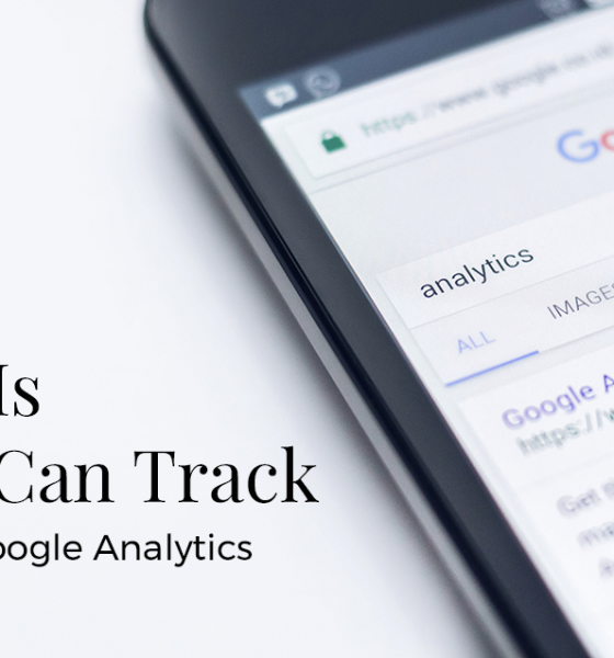 5 KPIs You Can Track Using Google Analytics